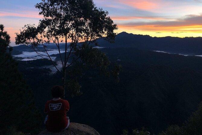 Sunrise Hike to Ella Rock, Nuwara Eliya, Sri Lanka