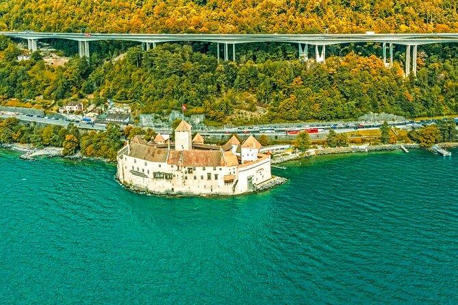 Private trip from Geneva to Montreux through Lausanne, Ginebra, Suíça