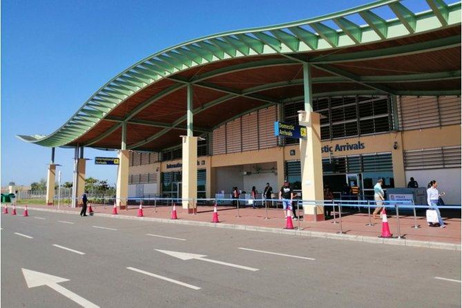 Private One-way Transfer: Panglao Island Hotels to Panglao Airport, Ciudad de Tagbilaran, FILIPINAS