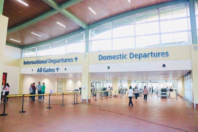 Private One-way Transfer: Panglao Airport to Panglao Island Hotels, Ciudad de Tagbilaran, FILIPINAS
