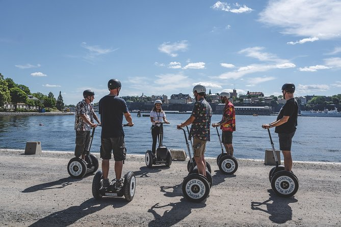 Zig, zag and zoom your way through Stockholm without walking two steps. How? On our Stockholm by Segway tour, of course! The Old Town, Stockholm City Hall, hidden gems and tons of fun later, you won't want to get off!