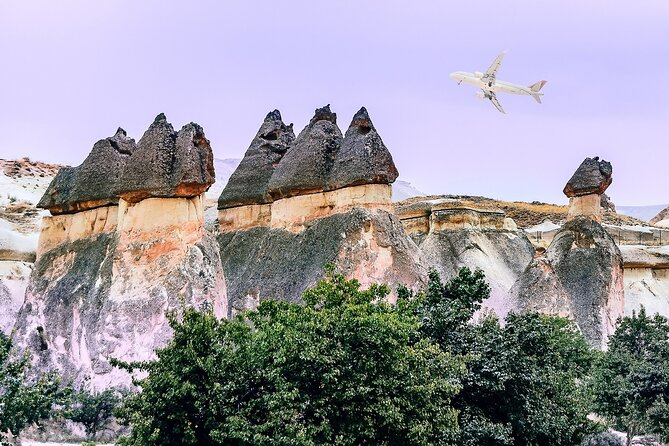 MÁS FOTOS, Cappadocia by Flight Day Trip from Side