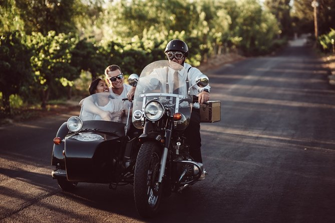 Feeling adventurous? Looking for fun and unique things to do in Temecula? <br><br>Our Adventure Tour gives travelers the opportunity to see what Temecula is all about all while riding in our exclusive tandem sidecars! Ride in style on the open road and experience the best of Temecula on the top-rated tour in town.