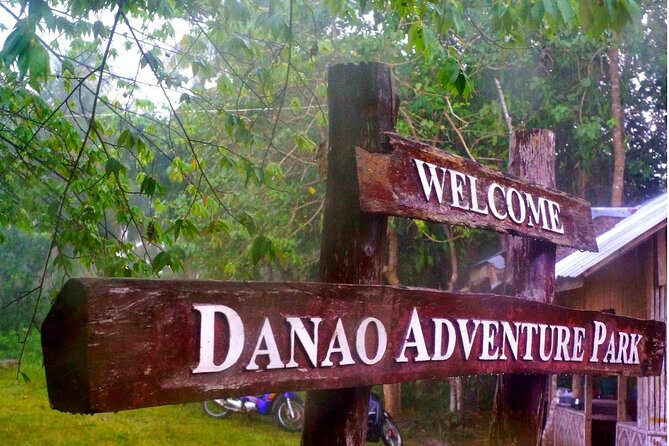 Danao Adventure Park from Bohol, Ciudad de Tagbilaran, FILIPINAS