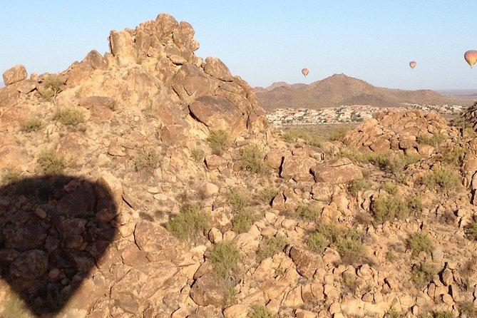 Sunrise Sonoran Desert Hot Air Balloon Ride from Phoenix, Phonix, AZ, UNITED STATES