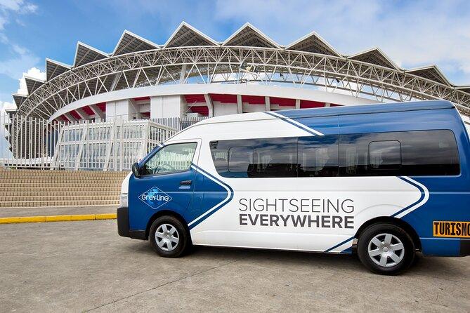 Traslado en Fantasy Bus a San José, Liberia, COSTA RICA