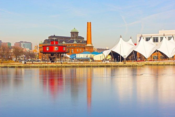 Baltimore Scavenger Hunt: Inner Harbor & Outer Sights, Baltimore, MD, ESTADOS UNIDOS