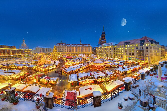 MY*GUiDE EXCLUSiVE TOUR: Prague and/or Dresden CHRISTMAS MARKETS from Munich, Munique, Alemanha