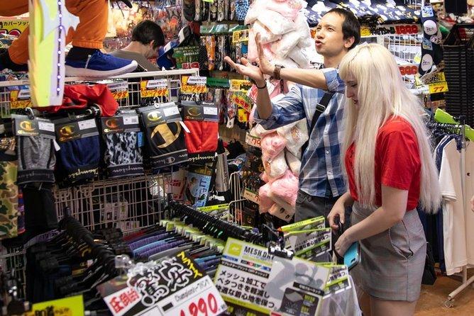Tokyo Wackiest & Weirdest Places Tour with a Local: 100% Personalized & Private, Tóquio, JAPÃO