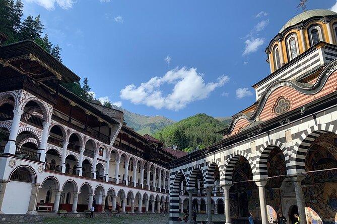 Full Day Rila Monastery and Plovdiv Tour, Sofia, BULGARIA
