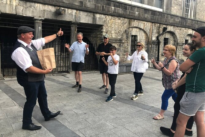Shenanigans walking tour of Kilkenny's Medieval Mile is unique in the way we bring the stories & history to life. Using our skills as magicians & entertainers we create an engaging atmosphere with magic, fun, history and of course some Shenanigans. We want our guests to have an exciting, entertaining and an energised discovery of our city, our history & the people. <br><br>This walking tour is for all ages, check us out and learn, laugh and enjoy 90minutes of fun on Shenanigans Walks of Kilkenny. Shenanigans is a young business with a difference so we say that we are not just a guided tour but we are a MIS-Guided tour. <br><br>We are also available for private tours so get in touch if a date does not suit.<br><br>Check us out it is MAGIC.....