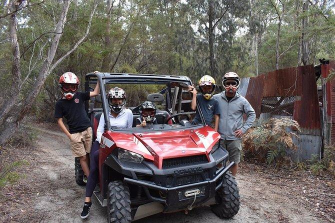 Quad Bike 2-Hour Adventure: Freycinet National Park, Coles Bay, AUSTRALIA