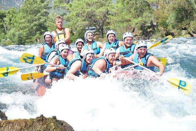 MÁS FOTOS, Rafting and Quad Safari Experience at Koprulu Canyon