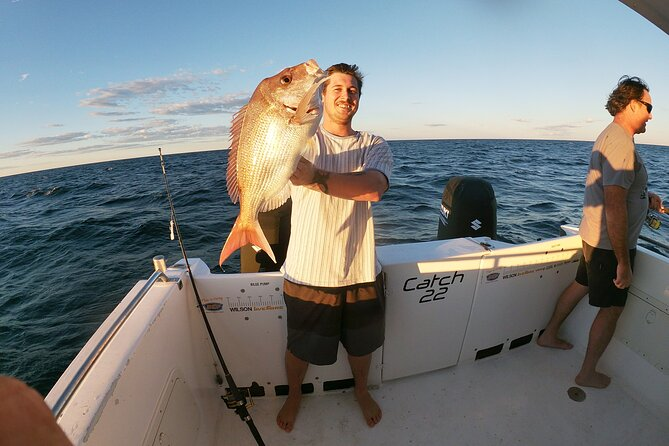 3/4 Day 7 Hour Offshore Fishing Charter, Noosa y Sunshine Coast, AUSTRALIA