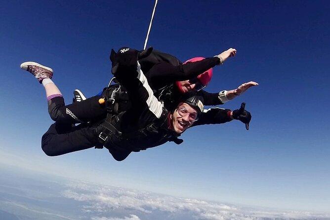 Tandem Skydive 20,000ft from Franz Josef, Glaciares Franz Josef y Fox, NUEVA ZELANDIA