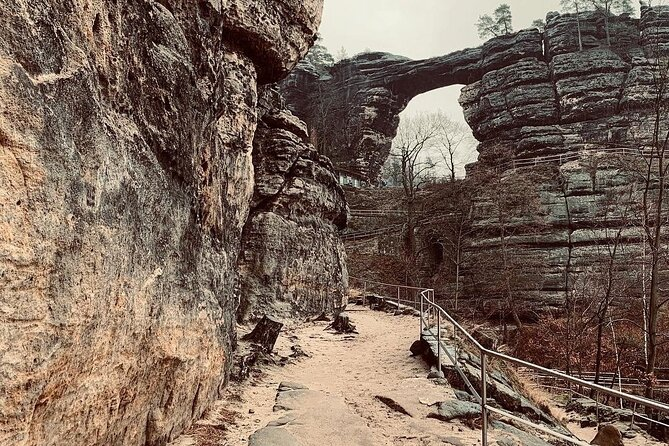 Winter Fairytale The BEST of Bohemian & Saxon Switzerland Hiking Tour, Praga, CZECH REPUBLIC