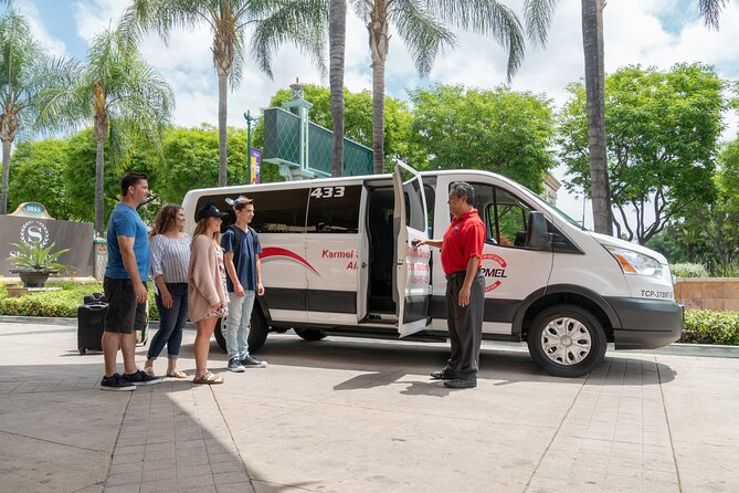 Travel from the Long Beach or San Pedro cruise terminal to Long Beach Airport with this Private van transfer. This fast, clean and safe mode of transportation will provide a stress-free start to your stay in Southern California.
