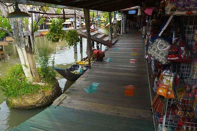 Pattaya Floating Market, Pattaya, Tailândia