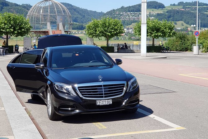 MÁS FOTOS, Private transfer from Champery to Geneva Airport