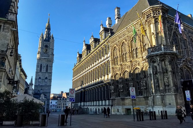 Full-Day Private Highlights and Hidden Gems of Ghent Tour, Gante, BELGICA