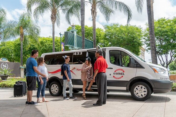 Travel from the Long Beach or San Pedro cruise terminal to your Los Angeles area Hotel with this Private van transfer. This fast, clean and safe mode of transportation will provide a stress-free start to your stay in Southern California.