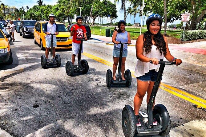 Ocean Drive Segway Tour, Miami, FL, ESTADOS UNIDOS