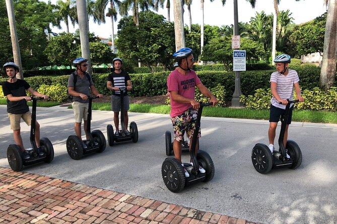 Shared 30 Minutes Ocean Drive Segway Tour, Miami, FL, ESTADOS UNIDOS