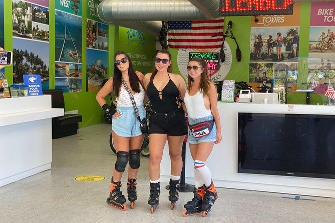 Rollerblade Rental in Miami Beach, Miami, FL, ESTADOS UNIDOS