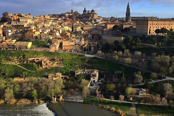 Toledo Express for Explorers from Madrid, Toledo, Spain