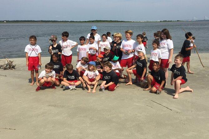 Nature Boat Tour with Certified Naturalist in Charleston, Charleston, SC, ESTADOS UNIDOS