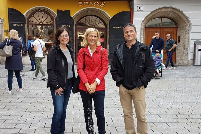 Salzburg's Private Introductory Tour With Historian Guide, Salzburgo, AUSTRIA