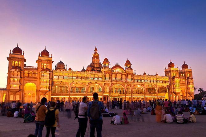It comes with a guarantee that you will be picked up from hotel and dropped back at hotel.<br><br>We cover best of Mysore including India's largest Bird Sanctuary.