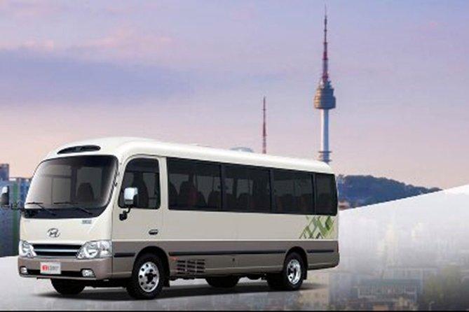 Incheon International Airport Minibus Transfers (ICN Pickup) for Seoul, Incheon, COREA DEL SUR