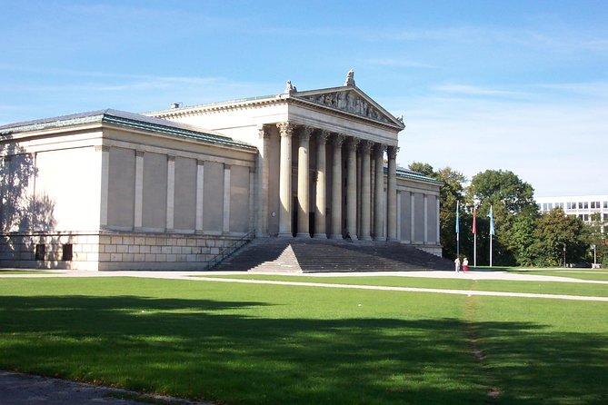 Half-Day Third Reich Historical Walking Tour in Munich, Munique, Alemanha