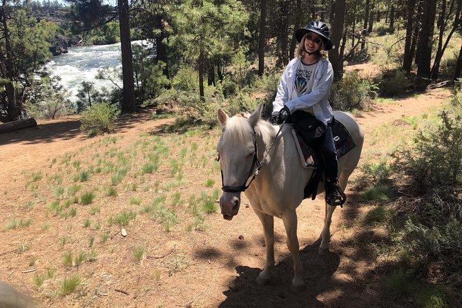 Deschutes River Horse Ride, Bend, OR, ESTADOS UNIDOS