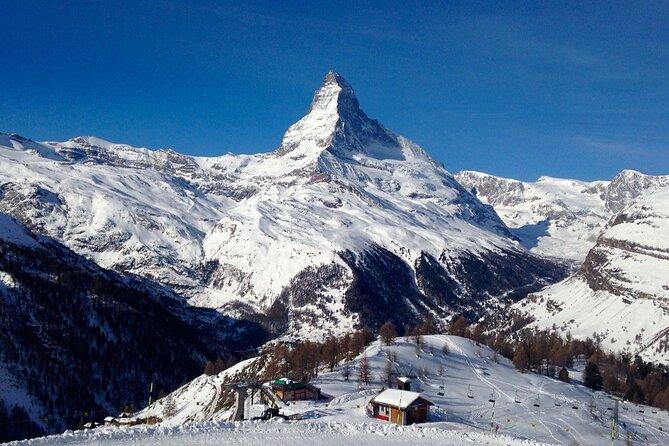 MAIS FOTOS, Self-Guided Tour: Zermatt Alpine Village Matterhorn Area plus Mt. Gornergrat
