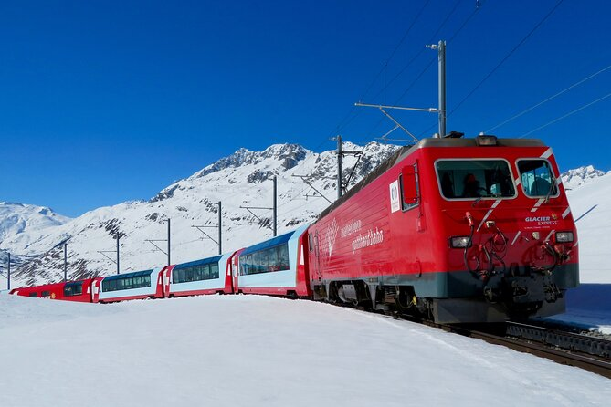 MÁS FOTOS, Self-Guided Tour: Glacier Express Panoramic Train round Trip one Day