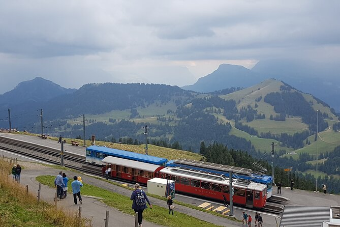 MÁS FOTOS, Self-Guided Tour: Mount Rigi Round Trip with Cruise on Lake Lucerne