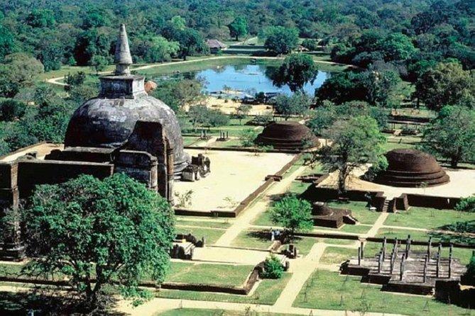 Polonnaruwa Tour From Sigiriya, Batticaloa, Sri Lanka