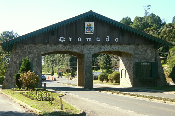 Enjoy one-way or round-trip shared transfer from Porto Alegre Airport to Gramado and Canela Hotels. An English-speaking representative will greet you following your clearance of airport customs. Ensure quick, dependable, friendly service. Optional city tour following pick-up is available as alternate tour grade at booking.