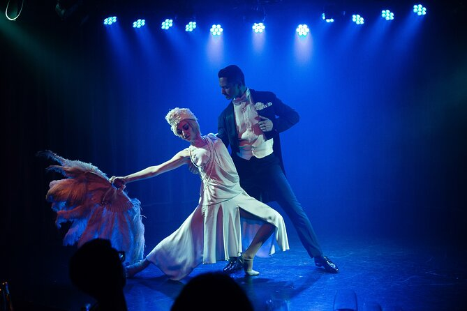 Luxury Rojo Tango Show with Optional Gourmet Dinner, Buenos Aires, ARGENTINA