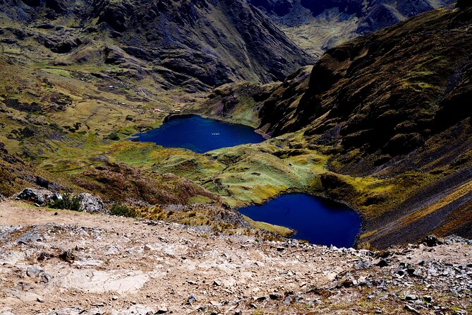 Lares Trek to Machu Picchu 4D/3N Including Hot Springs, Cusco, PERU