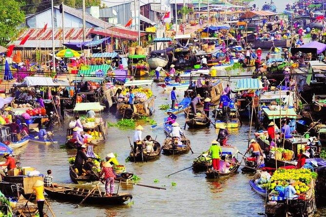 Dragon Eyes Mekong Delta Cruise 2Days 1 Night, Ho Chi Minh, VIETNAM
