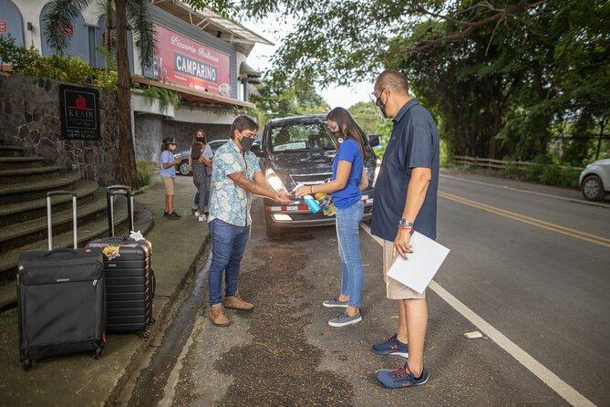 Private Round-Trip Transfer: Liberia Airport to Tamarindo with Free Drinks, Tamarindo, COSTA RICA