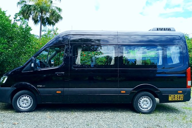 Private One Way Transfer from Arenal, La Fortuna to Manuel Antonio, ,