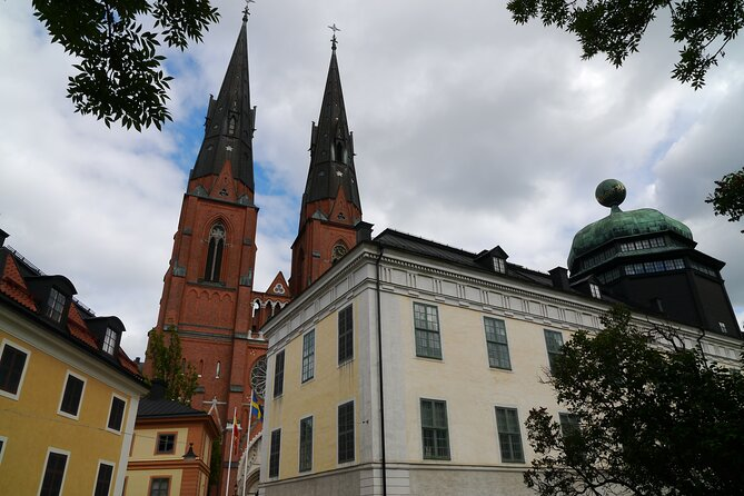 Take a visit to Swedens forth biggest city uppsala, only 40min with train from Stockholm. On a small area you can se all the must see and highlights together with a knowledgeable authorized Uppsala city guide, the cathedral X the castle, the botanical garden of Uppsala, the university main building, the university library, some viking age runestones etc. Only run if at least two travelers book.