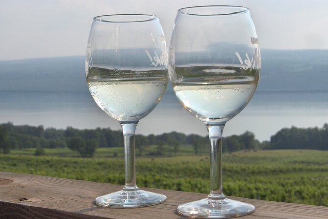 Seneca is the largest of all the Finger Lakes by volume and depth. This makes it an ideal moderating influence for vineyards on the shores that sit largely in Conesus Loam Soils. This tour visits three or four wineries.