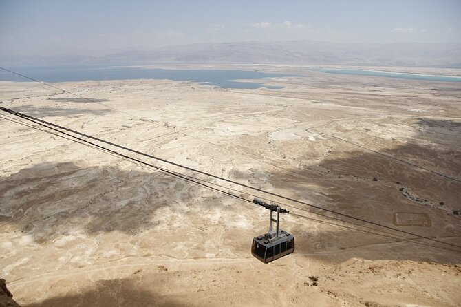 Starting from Tel Aviv, travel on this unique tour of the region's highlights with a licensed guide. <br><br>Visit the Masada, Ein Gedi and the Dead Sea on this tour from Tel Aviv. See Masada, the desert fortress, and Ein Gedi, the beautiful desert oasis and nature reserve. Marvel at the Dead Sea, thelowest point on earth where you can float in the waters and immerse yourself in the healing mud. <br><br>This tour is guided, operated using our air conditioned vehicles with experienced English speaking guide.
