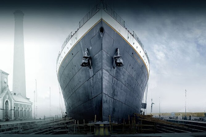 MÁS FOTOS, Guided Tour of Titanic's Massive Dry Dock and Pump-House