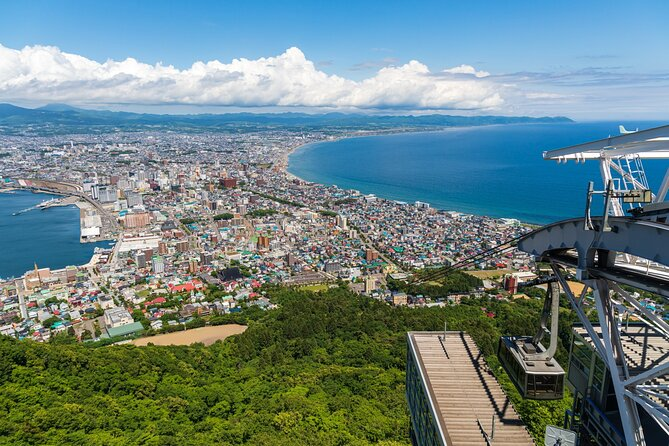 You can explore Hakodate, Hokkaido as you want with a local professional & friendly guide. Since this is a customized private tour, you can choose the tour time and the sights you visit. <br><br>You will have great time and great food. Hotel meet up is included to ensure you receive a stress-free experience. If you are not sure where you wanna go, follow the sample itinerary.